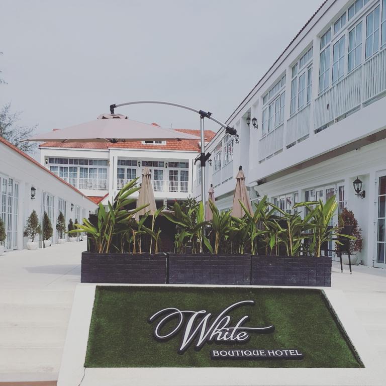 Review | White Boutique Hotel,Sihanoukville